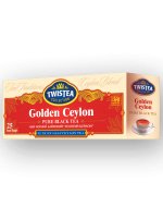 Чай Twistea Golden Ceylon черный в пакетах, 25 шт